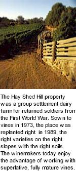 Hay Shed Hill