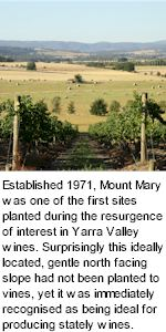 http://www.mountmary.com.au/ - Mount Mary